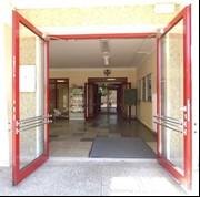 Tür Schule Borgsdorf